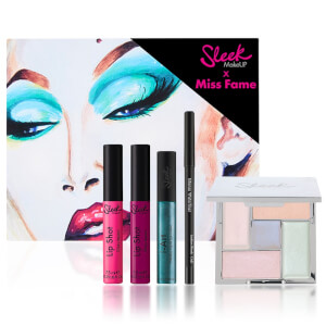 Sleek MakeUP X Miss Fame Collection - Exclusive