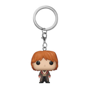 Llavero Pocket Pop! - Ron Baile de Navidad - Harry Potter