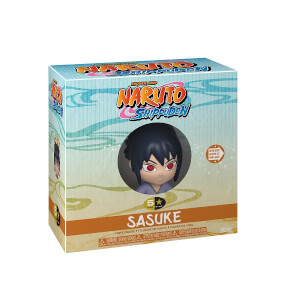 Funko 5 Star Vinyl Figure: Naruto - Sasuke