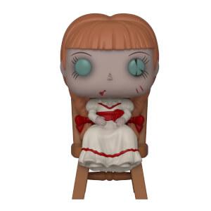 Annabelle auf einem Stuhl Pop! Vinyl Figur