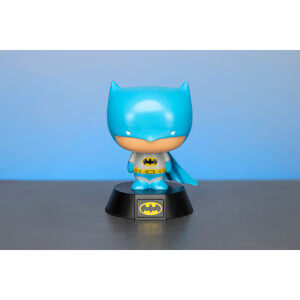 Retro Batman Icon Lights