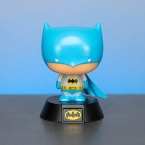 Retro Batman Icon Light