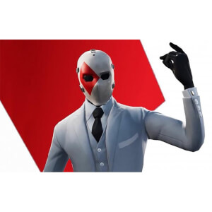 """McFarlane Toys Fortnite Wild Card (Red) 7"""" Action Figure"""