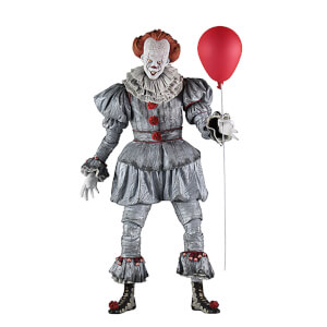 NECA IT - 1/4 Scale Action Figure - Pennywise (Skarsgard)