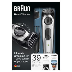 Braun BT5060 Beard Trimmer - Black/Metallic Silver: Image 6
