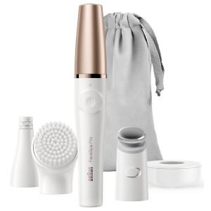 Braun Facespa Pro 911 Facial Epilator - White/Bronze