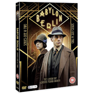 Babylon Berlin Series 1 and 2 Boxed Set