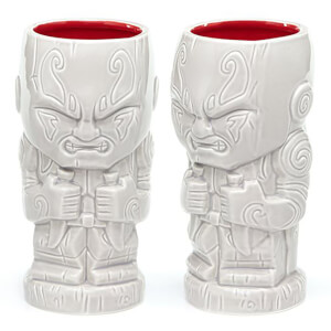 Beeline Creative Guardians of the Galaxy Drax Geeki Tikis-beker (500 ml)