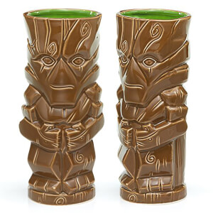 Beeline Creative Guardians of the Galaxy Groot 18 oz. Geeki Tikis Mug