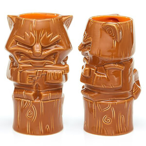 Beeline Creative Guardians of the Galaxy Rocket Raccoon 16 oz Geeki Tikis Mug
