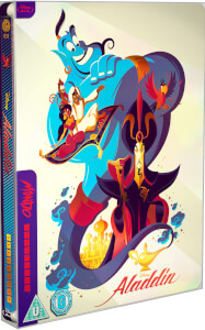 Aladdin - Mondo #35 Zavvi UK Exclusive Limited Edition Steelbook