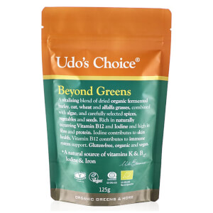 Udo's Choice Beyond Greens - 125g