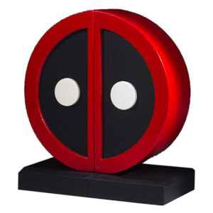 Gentle Giant Marvel Comics Deadpool Buchstützen - 12cm