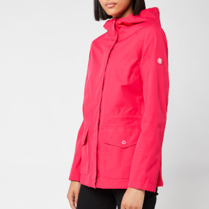 Barbour Women's Overseas Jacket - Lobster