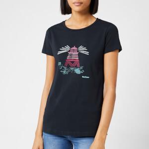 Barbour Women's Windbound T-Shirt - Navy