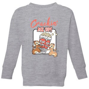 Disney Crackin Me Up Kinder Sweatshirt - Grau