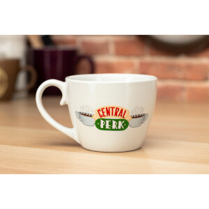 Friends Central Perk Cappuccino Tasse