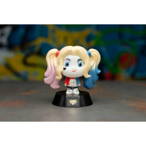 DC Comics Harley Quinn Modern Icon Light
