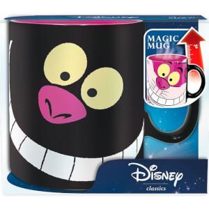 Disney Alice im Wunderland (Grinsekatze) Tasse mit Thermo-Effekt