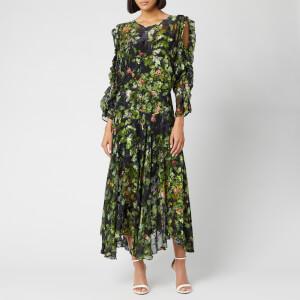 Preen By Thornton Bregazzi Women's Penelope Dress - Oakleaf