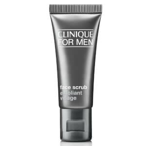 Clinique For Men Face Scrub 15ml (Free Gift)