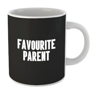 Favourite Parent Mug