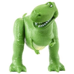 "Toy Story 4 Talking Rex 7"" True Talkers"