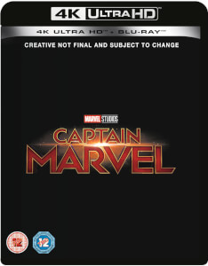 Captain Marvel  - 4K Ultra HD