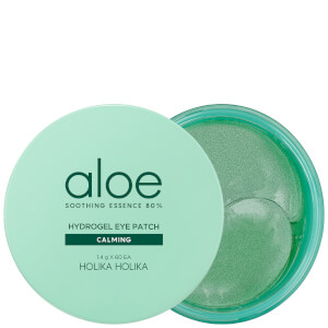 Holika Holika Aloe Soothing Essence 80% Hydrogel Eye Patch (60pcs)