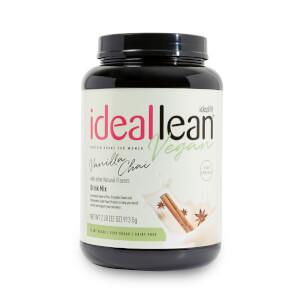 Ideallean Vegan Protein - Vanilla Chai - 30 Servings