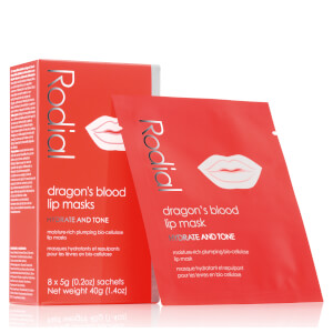Rodial Dragon's Blood Lip Masks (Pack of 8)