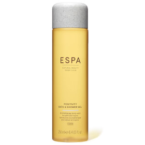 ESPA Positivity Bath & Shower Gel 250ml