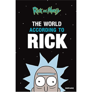 Rick et Morty – The World According to Rick (Le monde selon Rick) (relié)