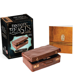 Fantastic Beasts and Where to Find Them Newt Scamanders mini-kit