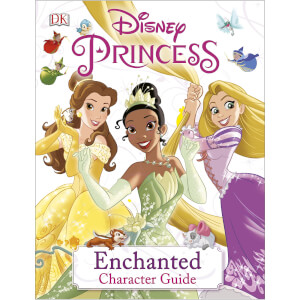Disney Princesses – Guide officiel des princesses Disney (relié)