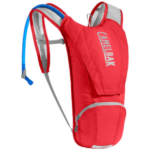 Camelbak Classic 2.5L Hydration Backpack - Racing Red/Silver
