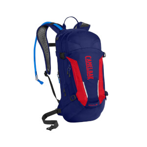 Camelbak Mule 12L Hydration Backpack - Pitch Blue/Racing Red