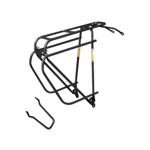 Tortec Epic Alloy Rack - Black