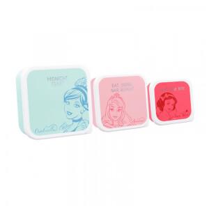 Disney Princess Lunch Box Set