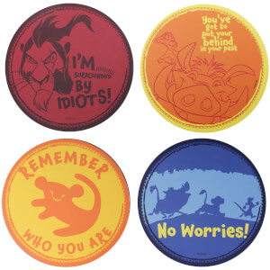 The Lion King Coaster Set