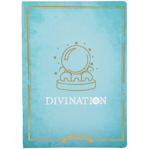 Harry Potter Notebook - Divination