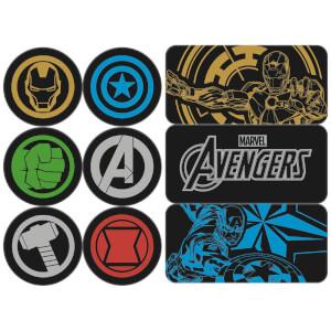 Marvel Avengers Magnet Set