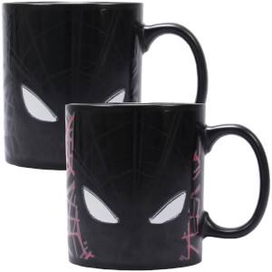 Marvel Spider-Man Heat Changing Mug