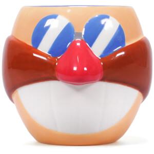 Eggman-Formige Tasse von Sonic