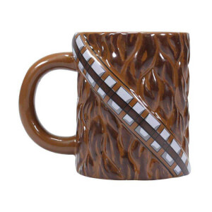 Star Wars Shaped Mug - Chewbacca