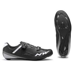 Northwave Core Plus Road Shoes - Black