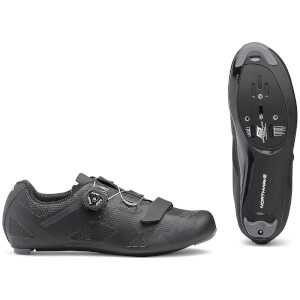 Northwave Storm Road Shoes - Black