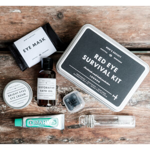 Men's Society Red Eye Survival Kit