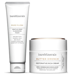 bareMinerals Daily Essentials: Cleanser and Moisturiser