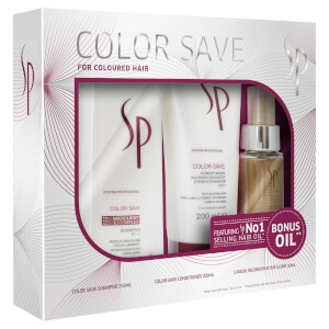 Wella SP Color Save Trio and 30ml Luxe Oil (Worth $96.85)